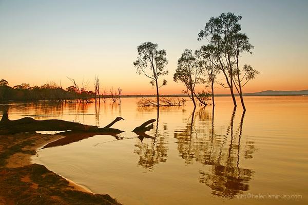 Lake Lonsdale @ dawn
