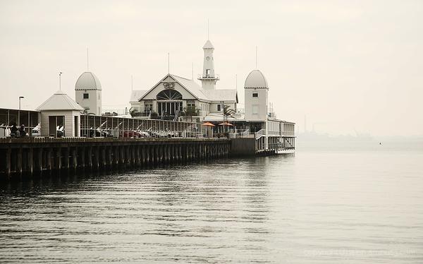 Cumberland Pier, Geelong