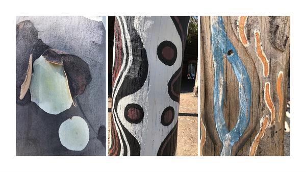 City triptych