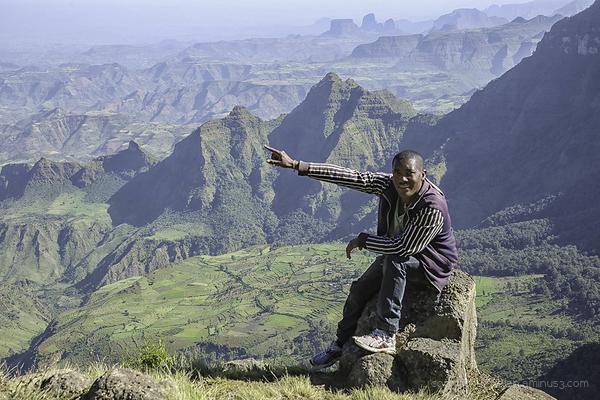 Simien Mountains: 3