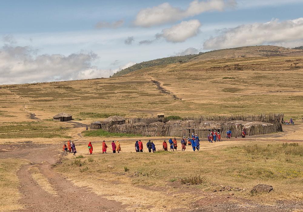 Ngorongoro Crater: 2