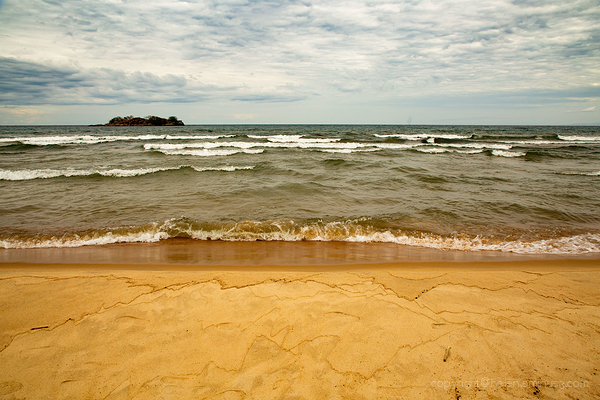 Lake Malawi: Kande Beach