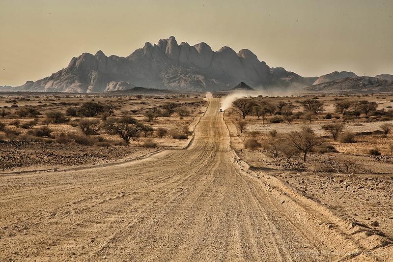 Namibia: Spitzkoppe 1
