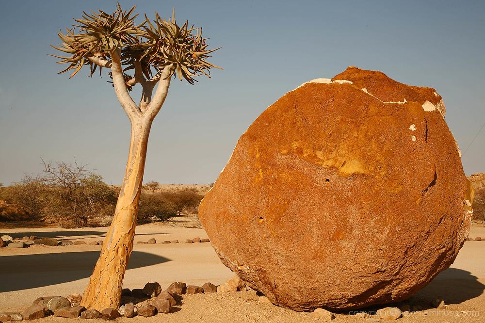 Namibia: Spitzkoppe 2