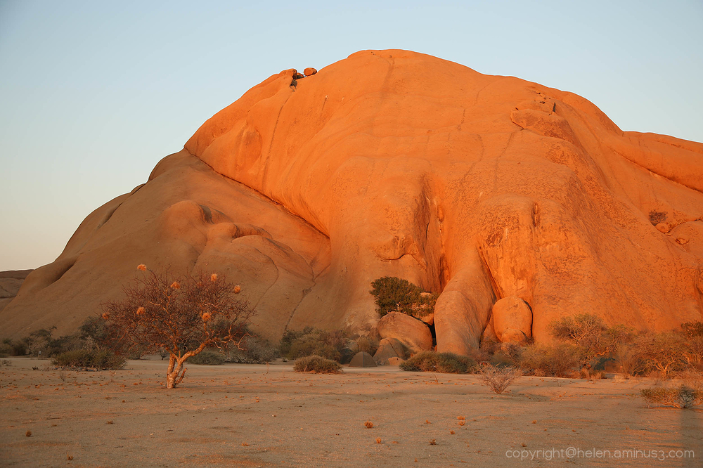 Namibia: Spitzkoppe 3