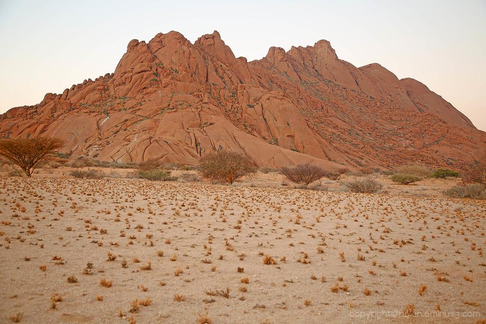 Namibia: Spitzkoppe 6