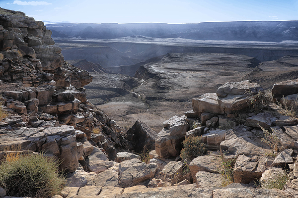 Namibia: The road to Fish River Canyon 4