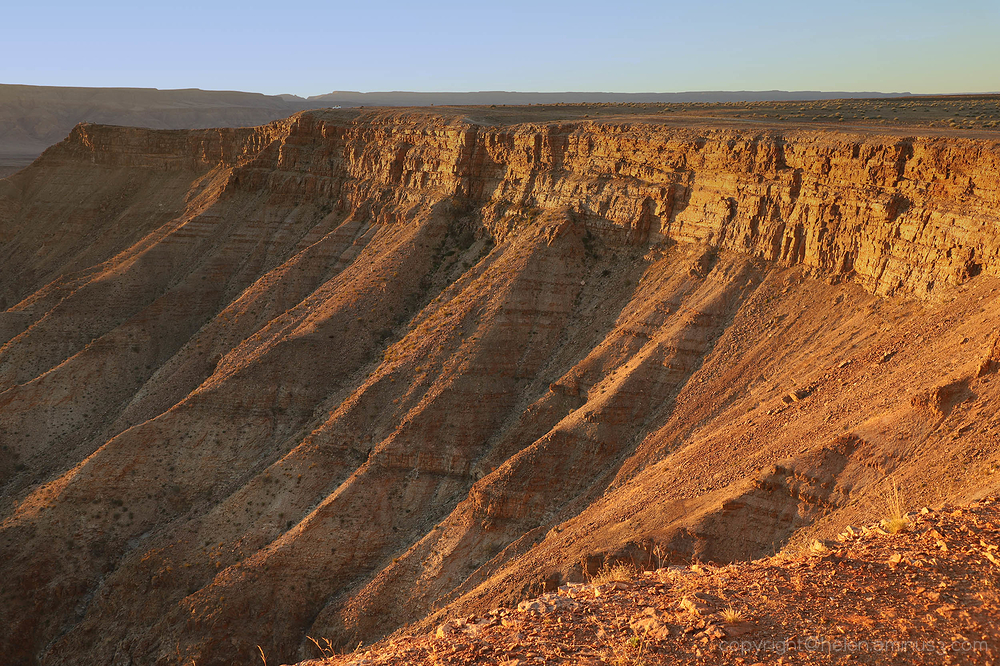 Namibia: The road to Fish River Canyon 5