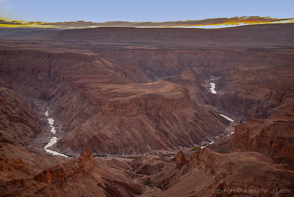 Namibia: The road to Fish River Canyon 6