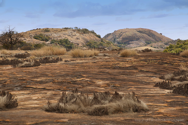 Zimbabwe: Matabo Hills 1