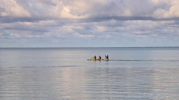 Samoan fishermen