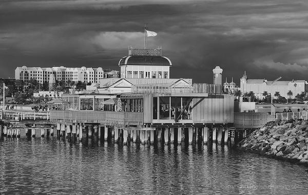 Boat House - St Kilda Pier