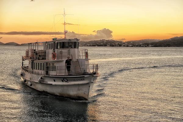 Thursday Island Ferry