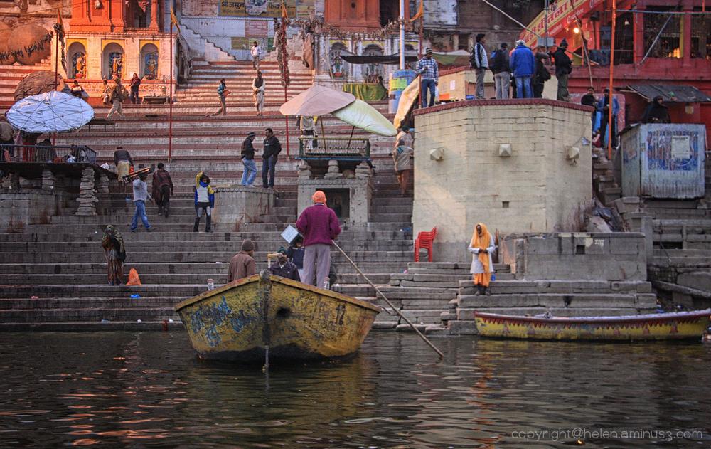 Varanasi  Ganga