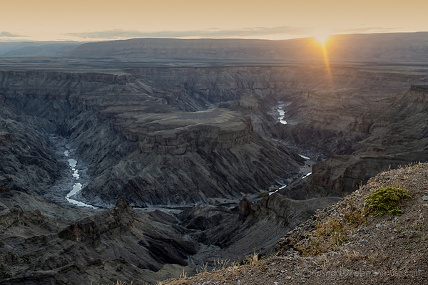 Fish River Canyon revisited