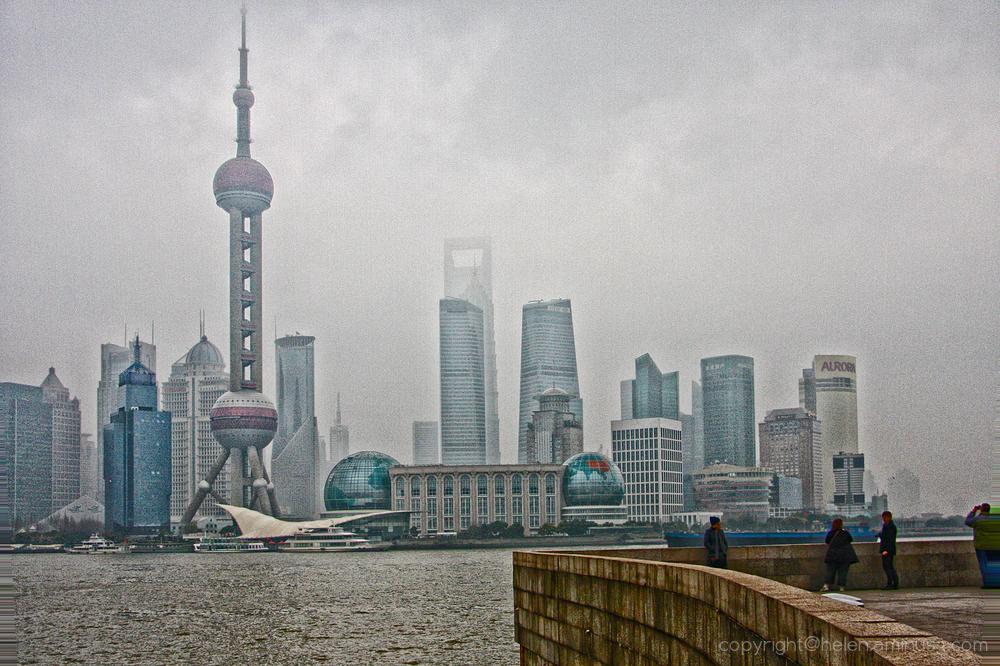 Shanghai waters