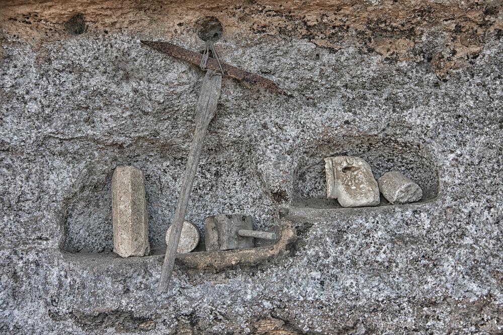 Les outils anciens