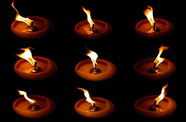 Candles Compilation...