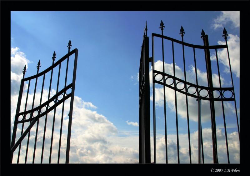 Porte du ciel