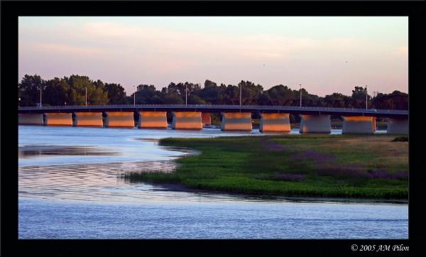 Pont Le Gardeur Bridge