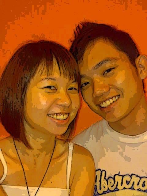 Orange, the colour of Love.