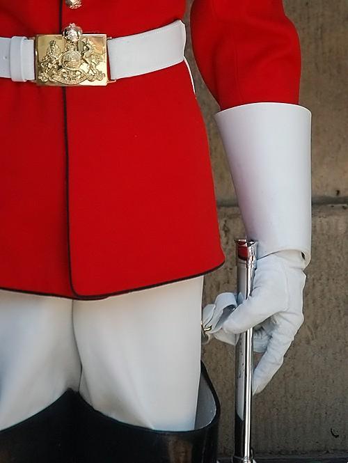 guard london england