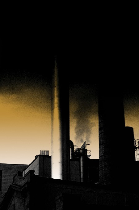 Industrial image.