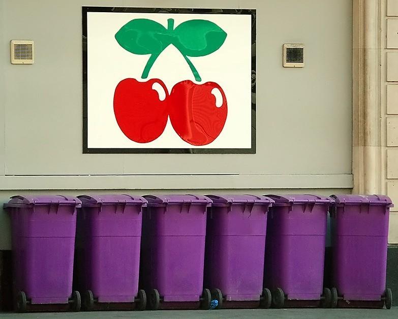 Cherry Buckets.