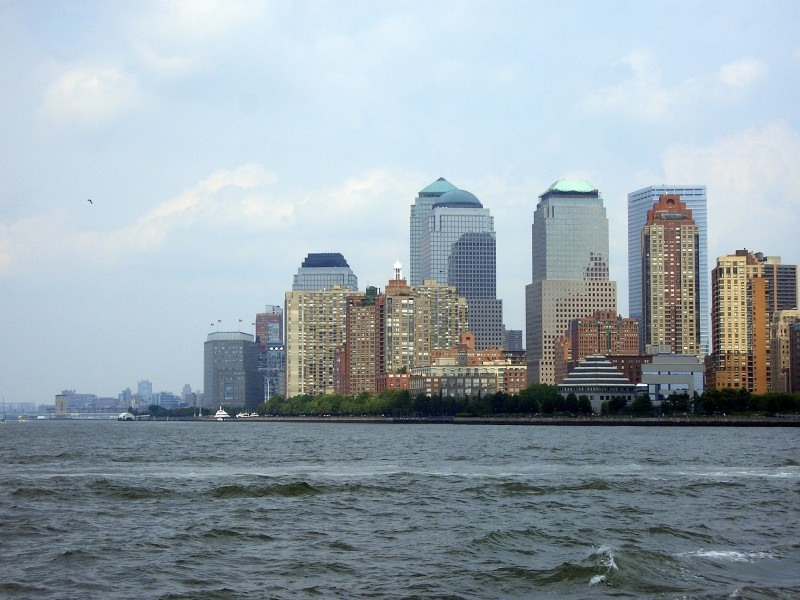 NY From Hudson River