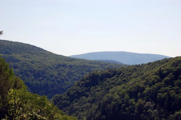 View from Kaaterskill