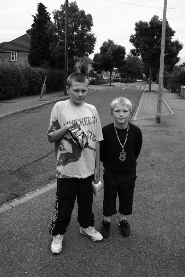 Two Cambridge Kids