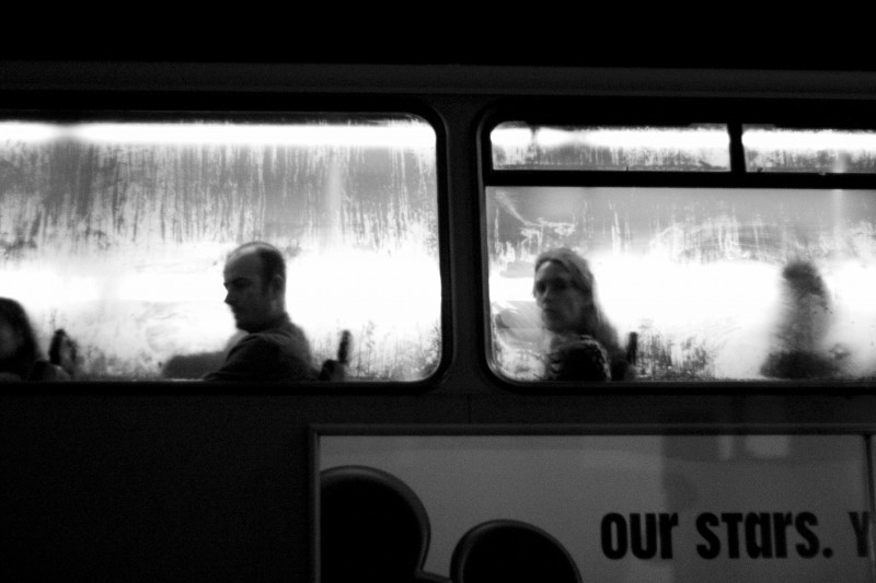 Late Night Bus, London
