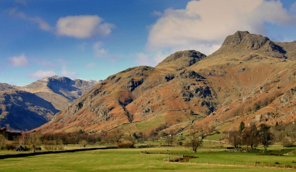 Langdale Lake District