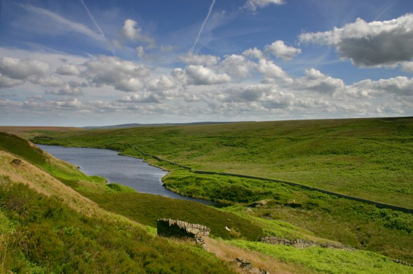 Pennine Yorkshire Hade Edge Moors