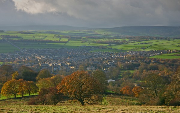 Honley Village