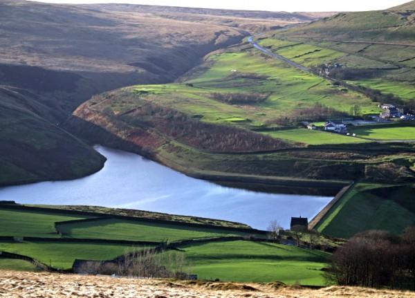 Wessenden Valley Dam