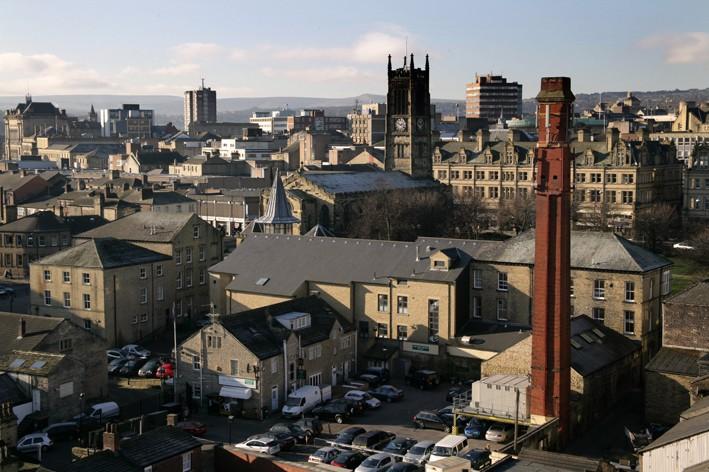 Sunny Huddersfield(!)