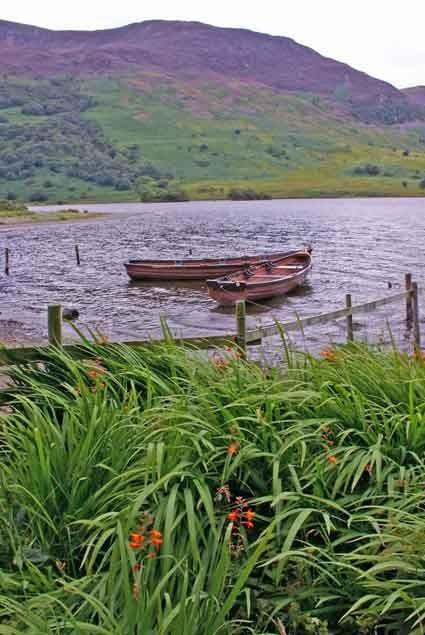 Crummockwater Boats