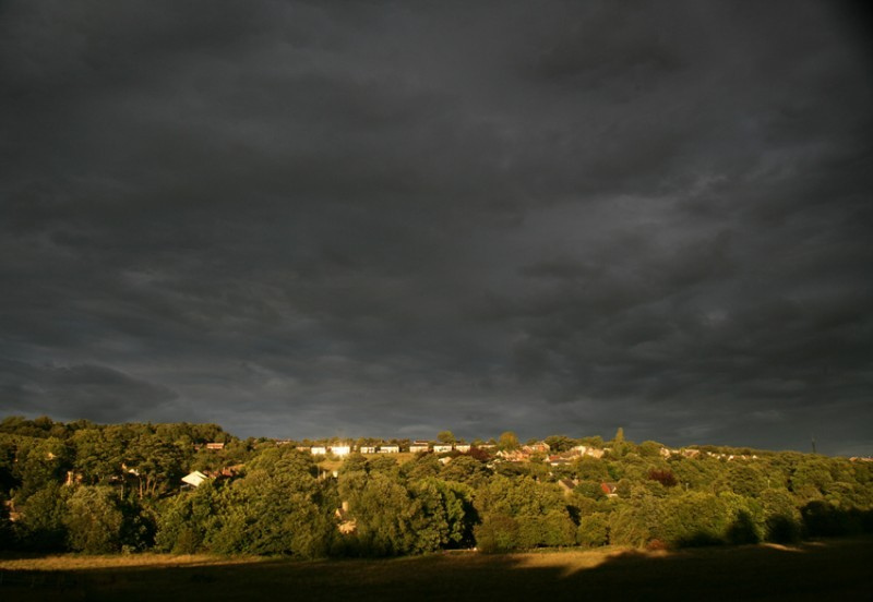 Storm Clouds #2