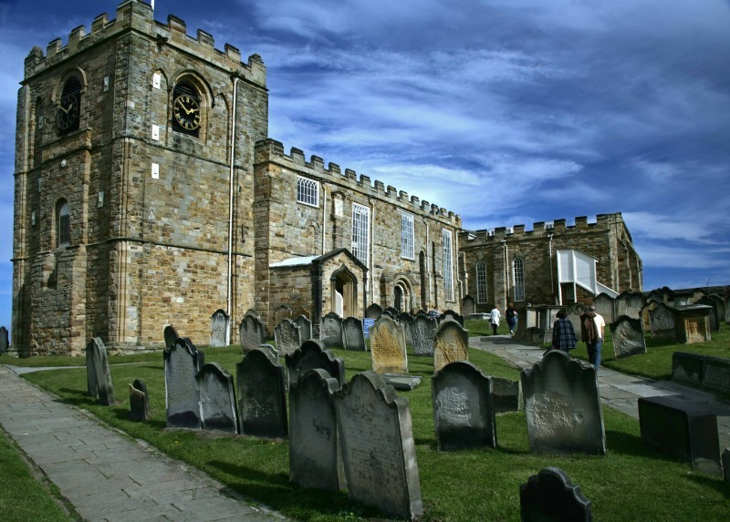 Whitby Church