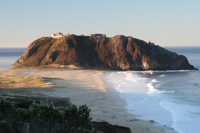 Sunrise at Pt Sur Big Sur California