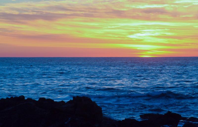Point Lobos  Sunsets