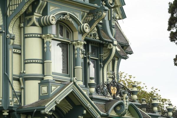 Carson Mansion Eureka, California