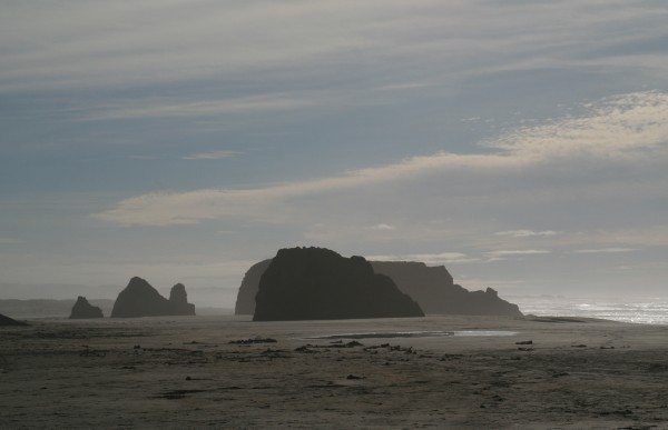Mendocino County Beach