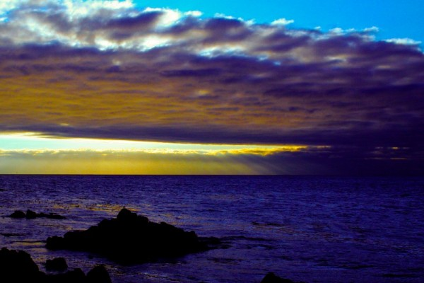Pacific Grove Sunset