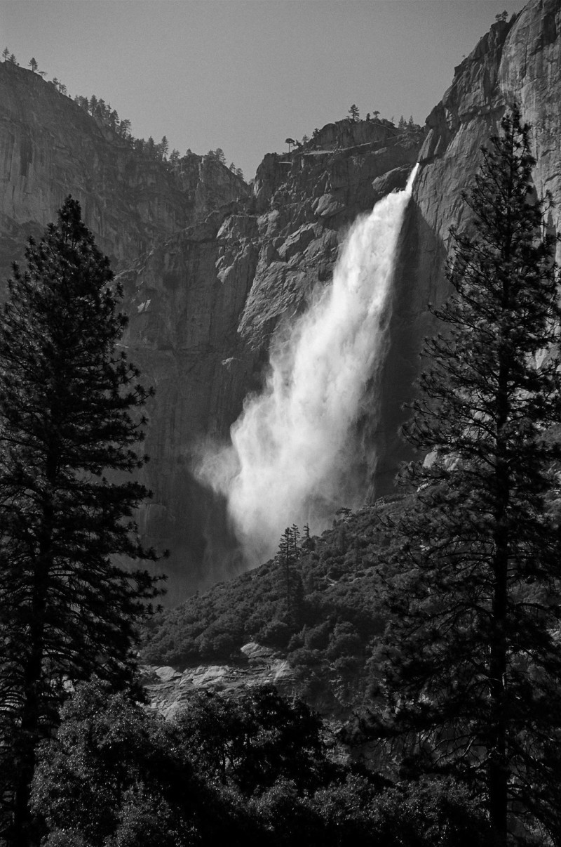 Bridal Veil Falls, Yosemite NP