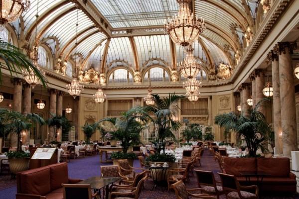 Dining Room, Palace Hotel, San Francsco