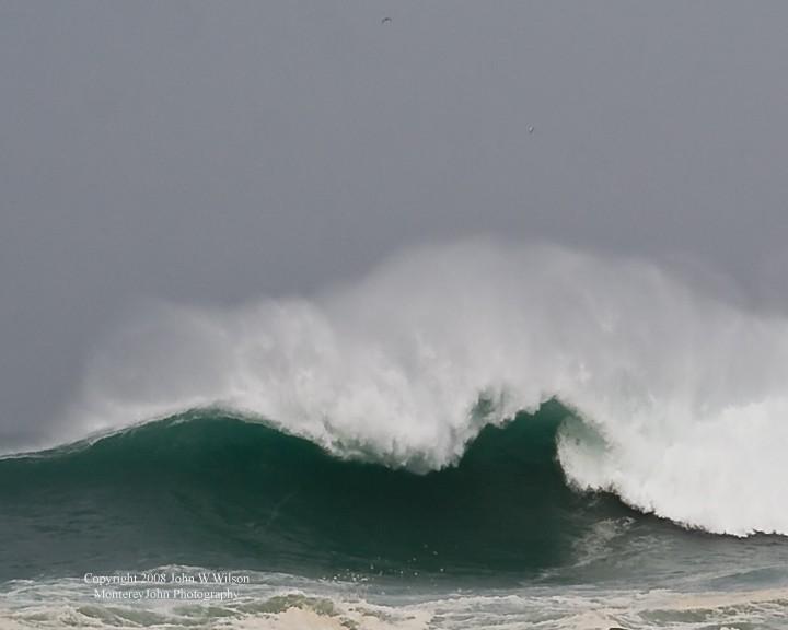 Breaker at Pacific Grove