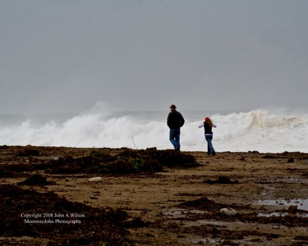 Surveying the Wake of the Storm