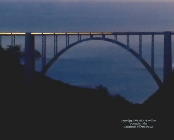 BixbyBridge in the Moon Light